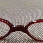 商品名:クリムゼル セル 強度近視用眼鏡