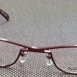 商品名:テトラコーサ メタル 強度近視メガネ