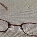 商品名:セピオス メタル 強度近視眼鏡