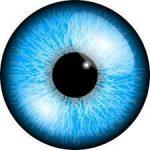近視手術と丸メガネ