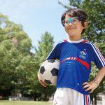 子供用サッカー/バスケットボール/バレーボール等メガネ