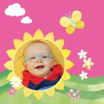 0歳から1歳対象 数少ない乳児用メガネフレーム NG:BABY