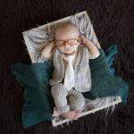 0歳から2歳対象 数少ない乳児の治療を目的にしたメガネフレーム