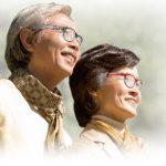 目の手術後の保護眼鏡 NG:MEO GUARD