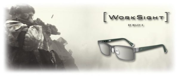 WILEY X Worksightシリーズ