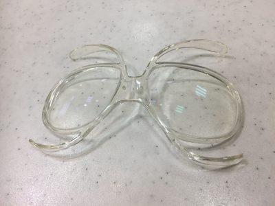 インナーメガネ